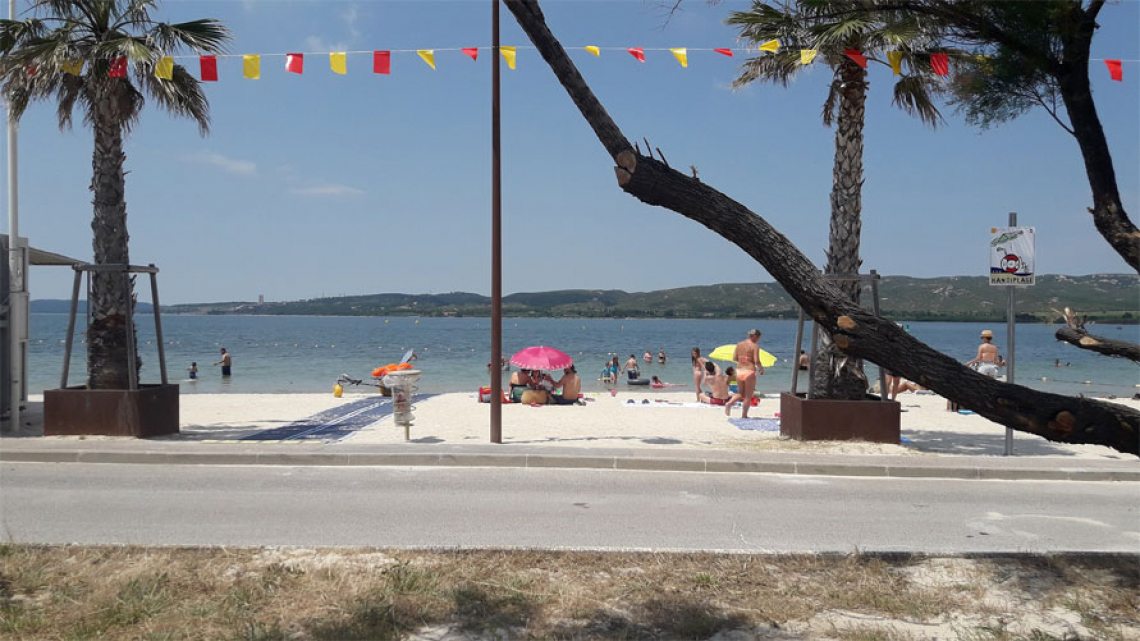 plage de champigny appellée aussi plage des merveilles