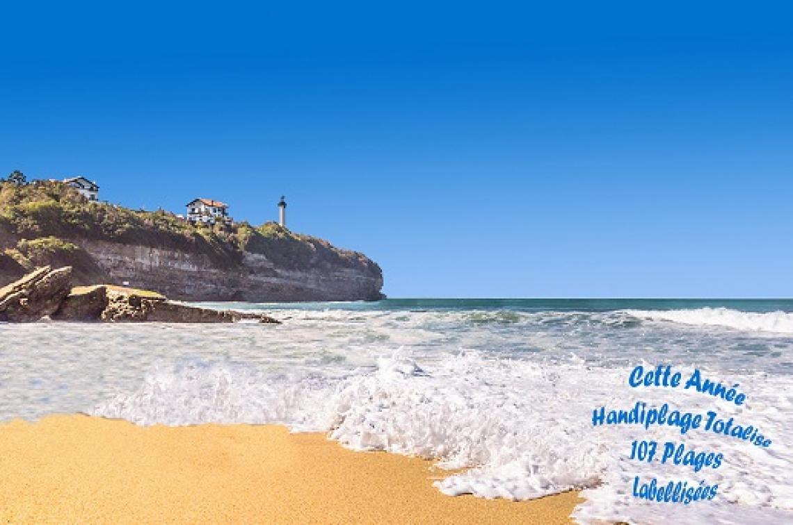 107 plages labellisées